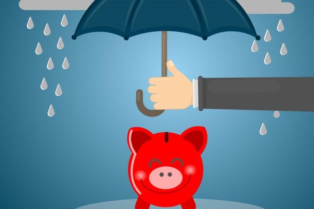 Sturm Sabine: Wir lassen Sie nicht im Regen stehen