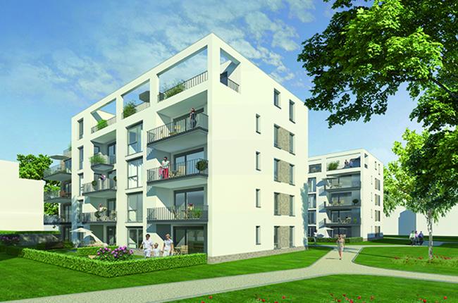 Modernes Wohnen im Eichenpark in Langenhagen